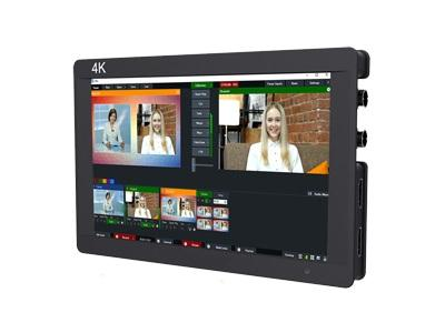 NewBlueFX F7S 7 inch SDI 4K HDMI Display and Output Monitor