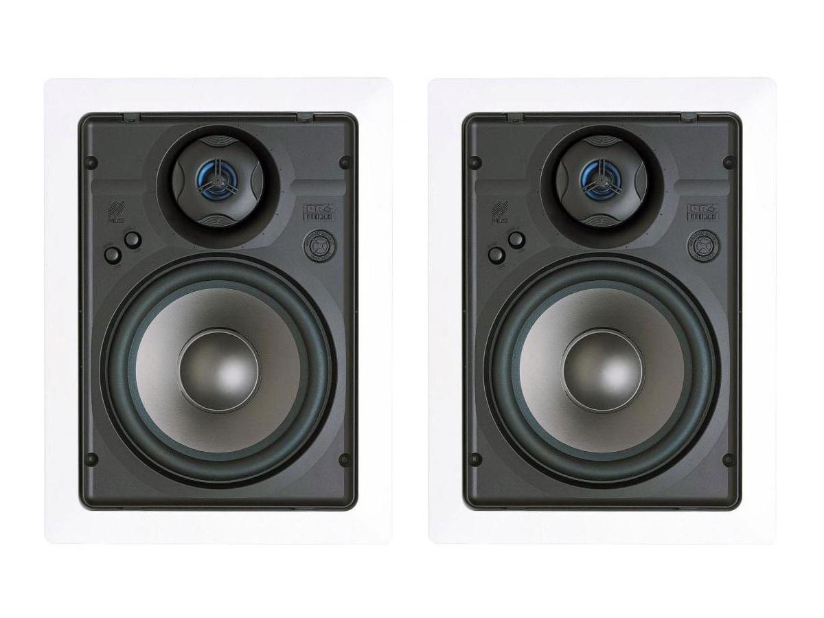 Niles PR6R 6-1/2 inch 2-Way/In-Wall Performance Loudspeaker/Includes Bracket/Pair