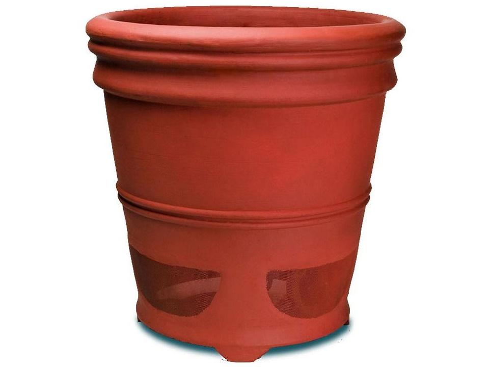 Niles PS6SIPRO Terracotta 6 inch 2-Way Terracotta High Performance Planter Loudspeaker