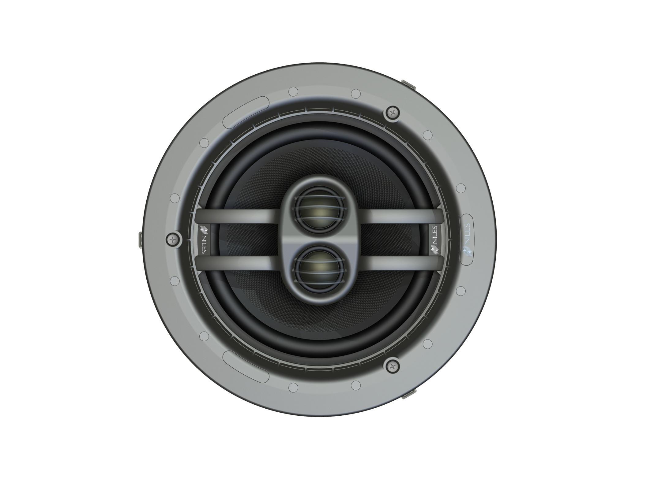 Niles CM8SI 8in 2-Way 2-Way Stereo Input Ceiling-Mount Loudspeaker