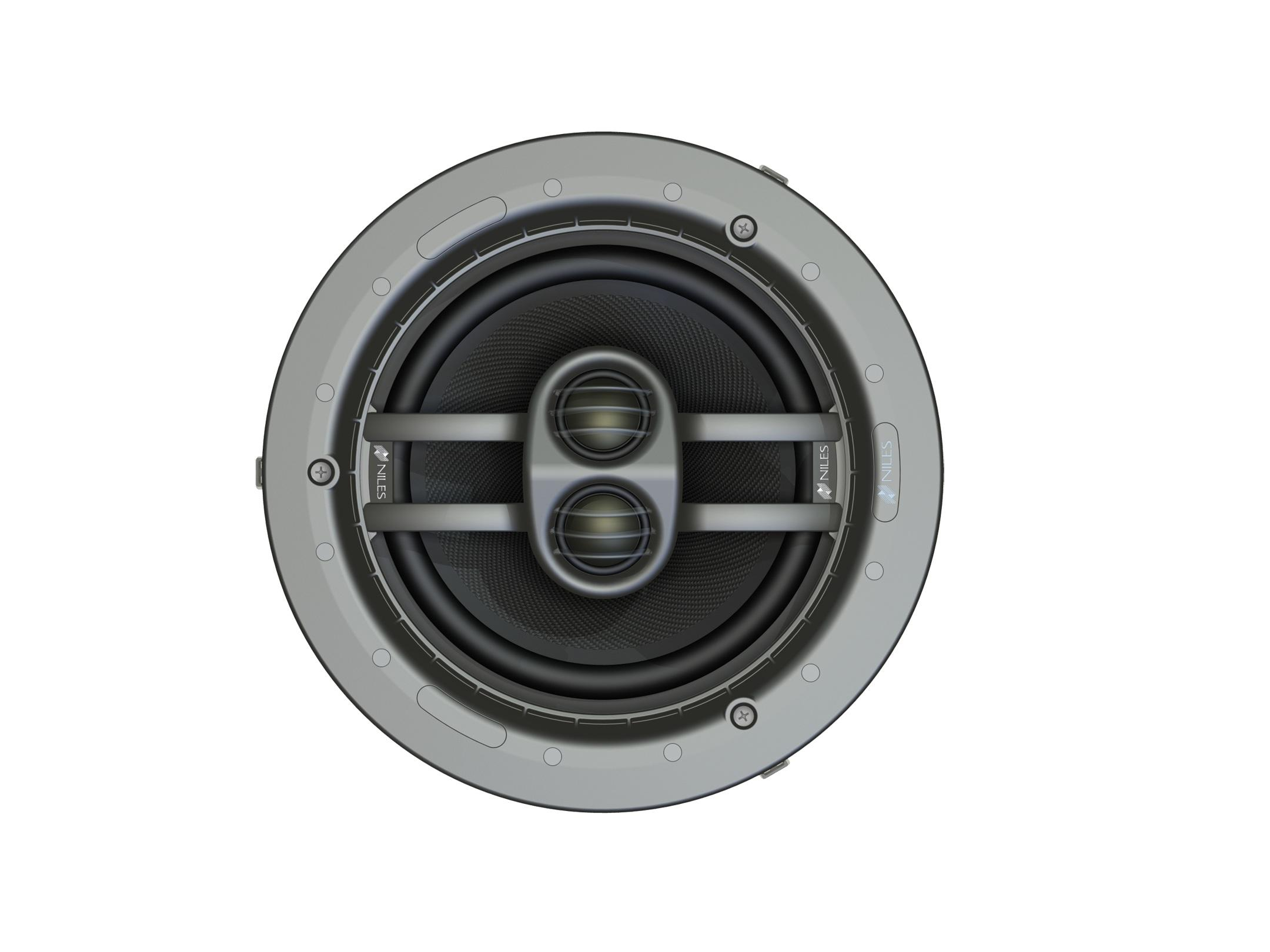 Niles DS7SI 7in 2 Way Stereo Input Ceiling Mount Speaker/10-130W