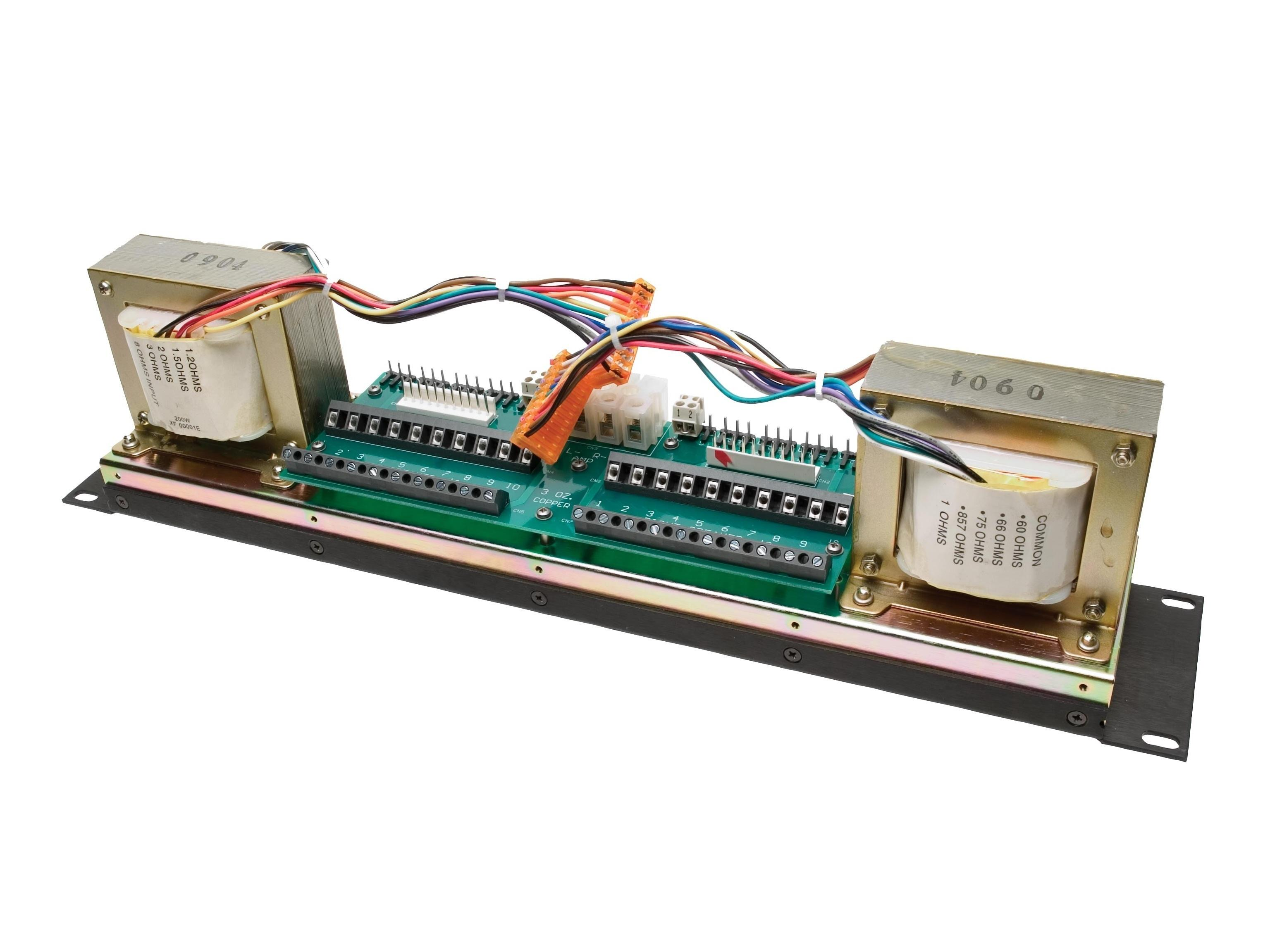 Niles SMS-10 High Power Impedance Matching System for 10 Pairs of Speakers