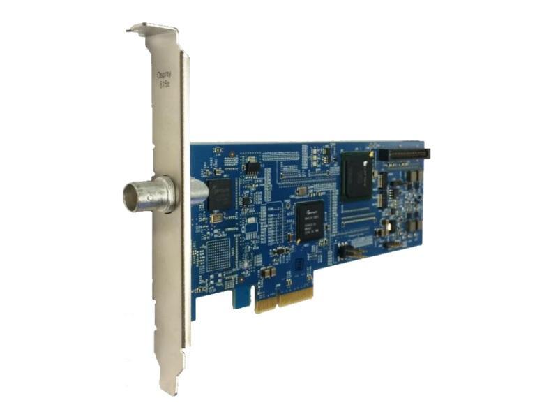 Osprey 95-00495 Single Input 3G SDI or DVB-ASI Video Capture Card (816e)