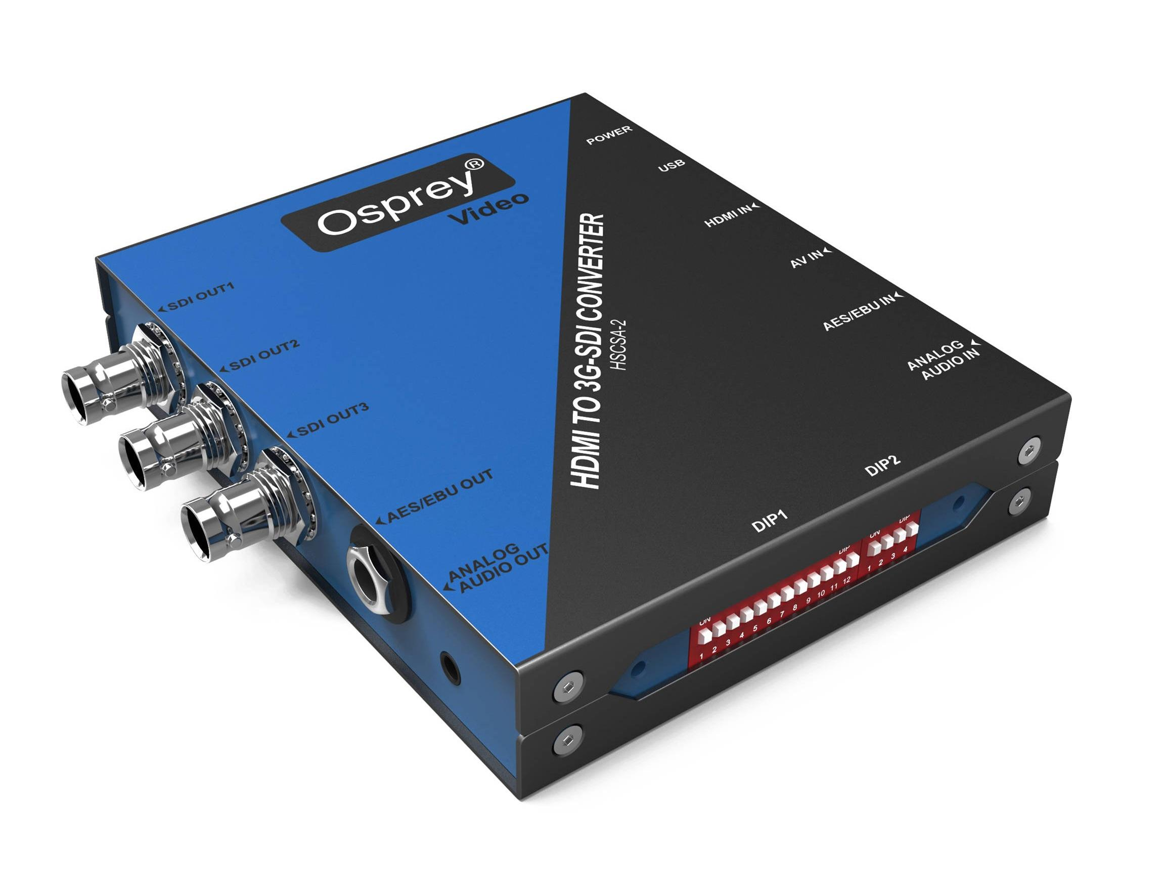Osprey 97-42111 Scaling HDMI to SDI HSCSA-2 Converter Late