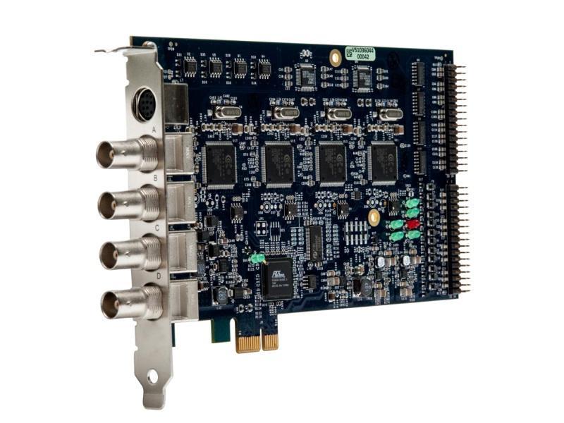Osprey 95-00472 PCIe 4 Channel Analog Video Capture Card/Audio/SimulStream (460e)