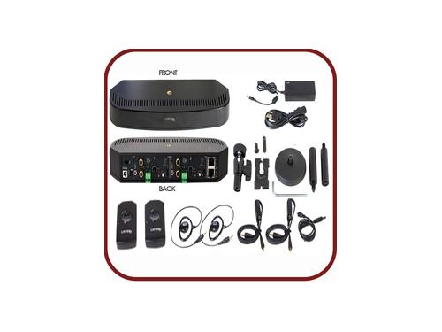 OWI OWI-KSTM-LT84-KIT 2-Channel IR Extender Assistive Listening System (ALS)