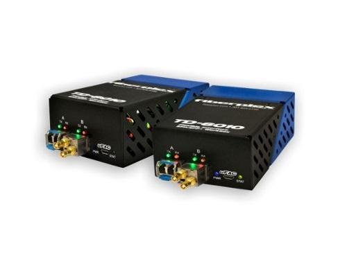 Patton TKIT-3GT2-S TD-6010 (Pair) 3GSDI to SM Optical Conversion/2-Ch Single Direction/1310nm/20km