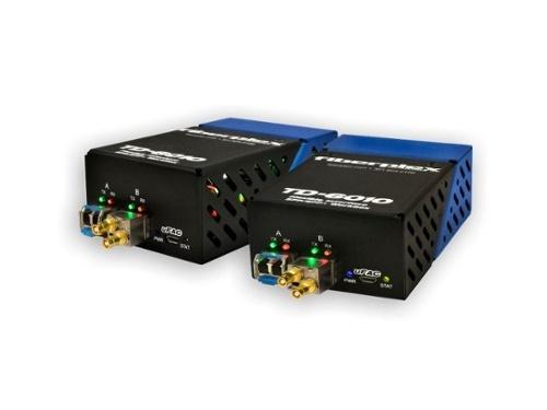 Patton TKIT-MADI-S TD-6010 (Pair) MADI/AES10 to SM Optical Conversion/LC/1310nm/20km