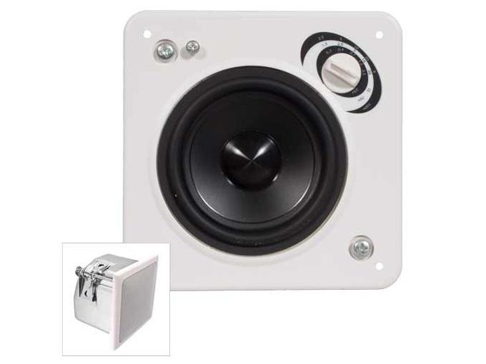 Phase Technology CI15 3in In-Wall Speaker w 25/70.7/100 Volt Transformer