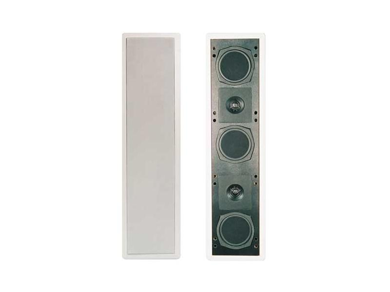 Phase Technology CI150 5.25in 2-Way In-Wall LCR Speaker w PCM System