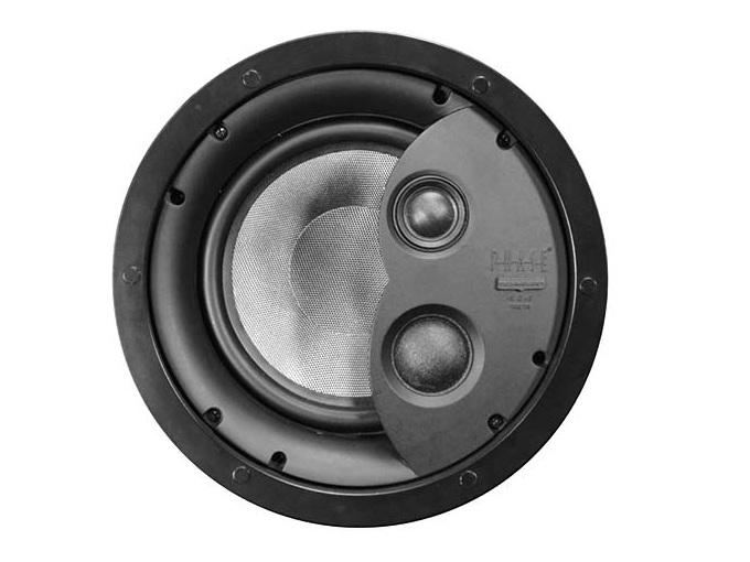 Phase Technology CI7.3X 8in 3-Way In-Ceiling w Micro-Flange Grille/38Hz-22kHz