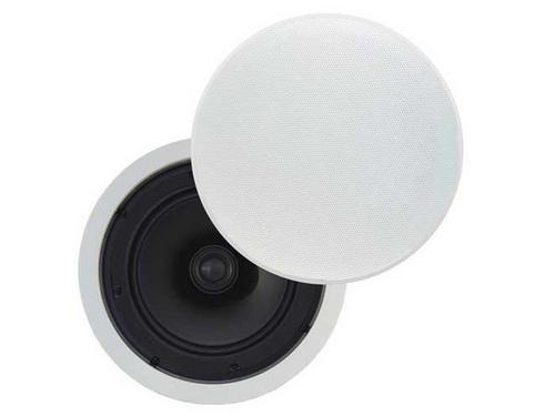 Phase Technology CS-6R 6.5in Coax In-Ceiling Speaker w Micro-flange Grille