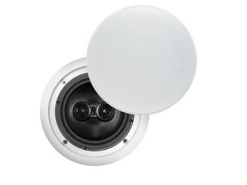 Phase Technology CS-8R 8in 2-Way In-Ceiling Speaker w Micro-Flange Grille