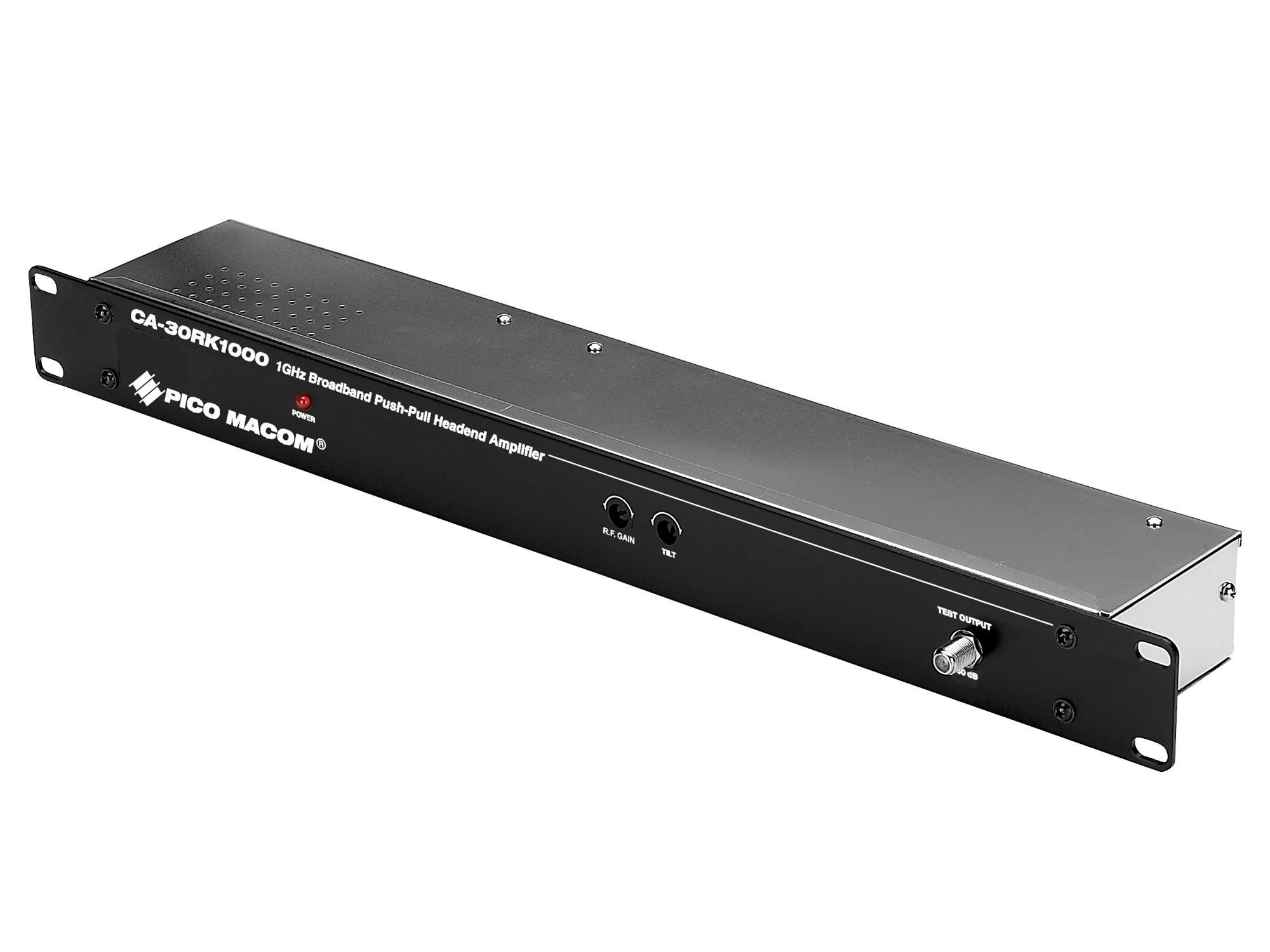 Pico Digital CA-30RK1000 1GHZ Rackmount Push Pull RF Amplifier