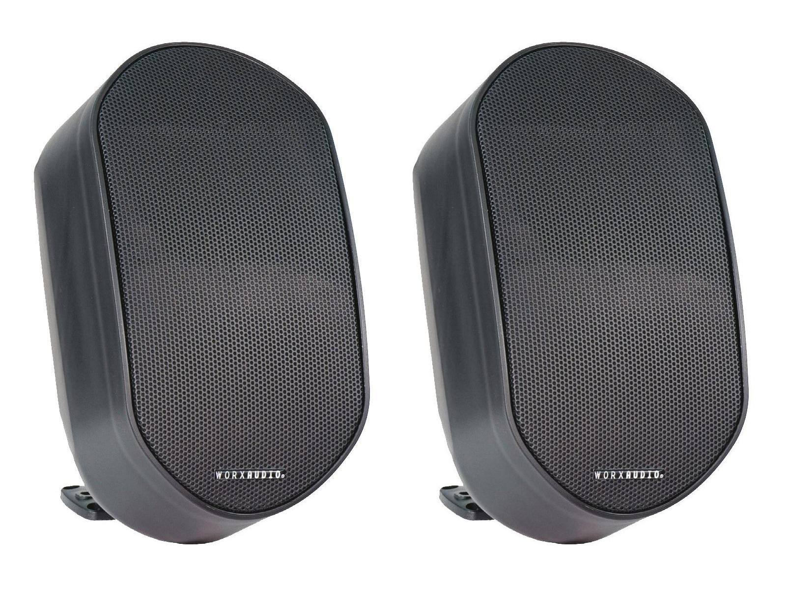 PreSonus I/O 4 2-Way Small Format Indoor/Outdoor Multi-Tap 100V Passive Speaker/Pair