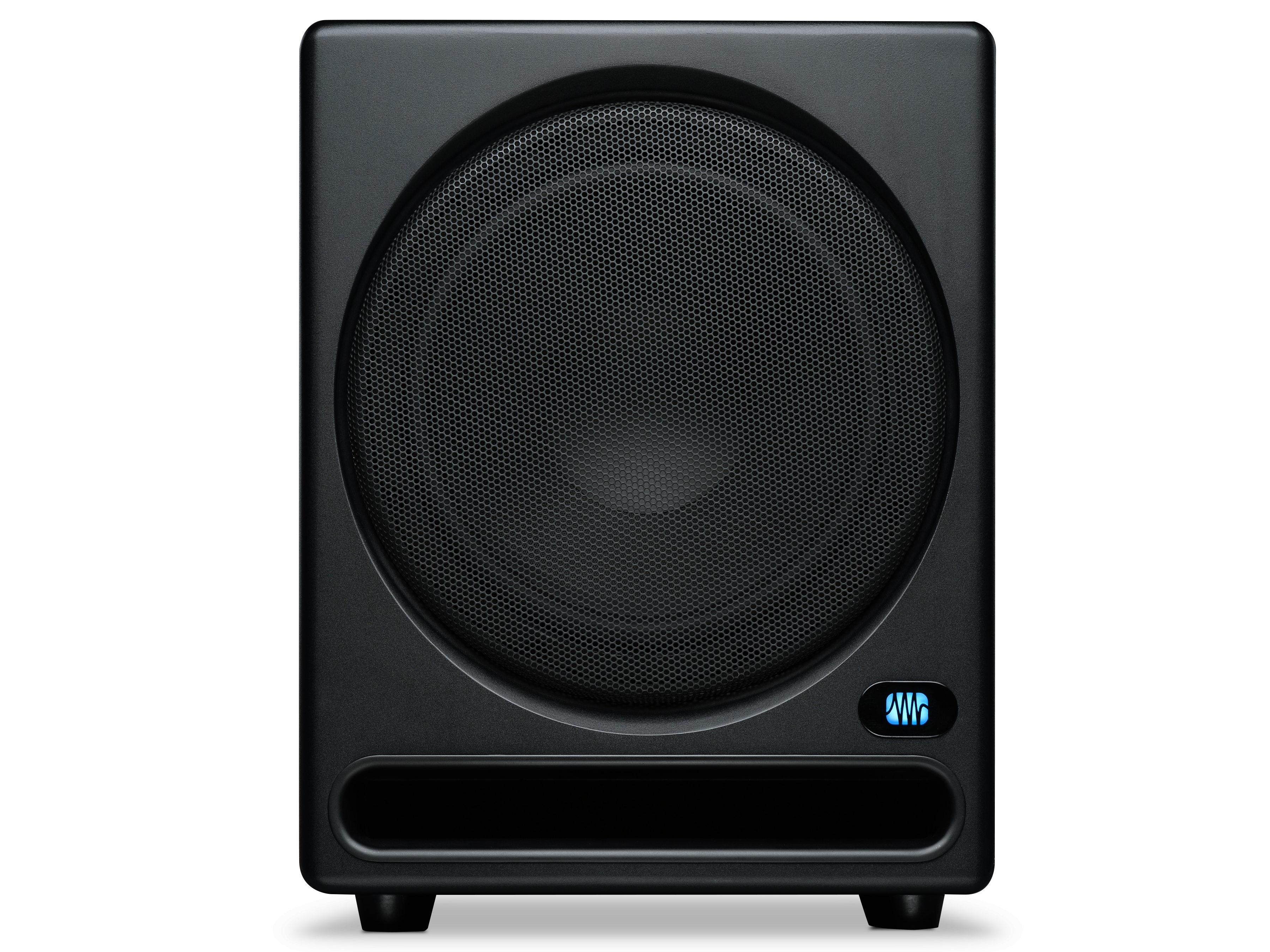 PreSonus Temblor T10 10 inch Active Subwoofer with Built In Crossover