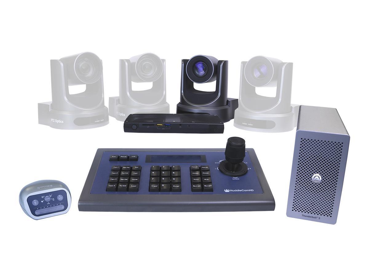 PTZOptics PT-PRODUCERPLUS-30X Producer Plus 30X Live Streaming Kit (4 Camera Maximum)