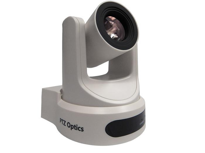 PTZOptics PT30X-SDI-WH-G2 30X 1920 x 1080p Optical Zoom/3G-SDI/HDMI/ CVBS/IP Streaming (White)