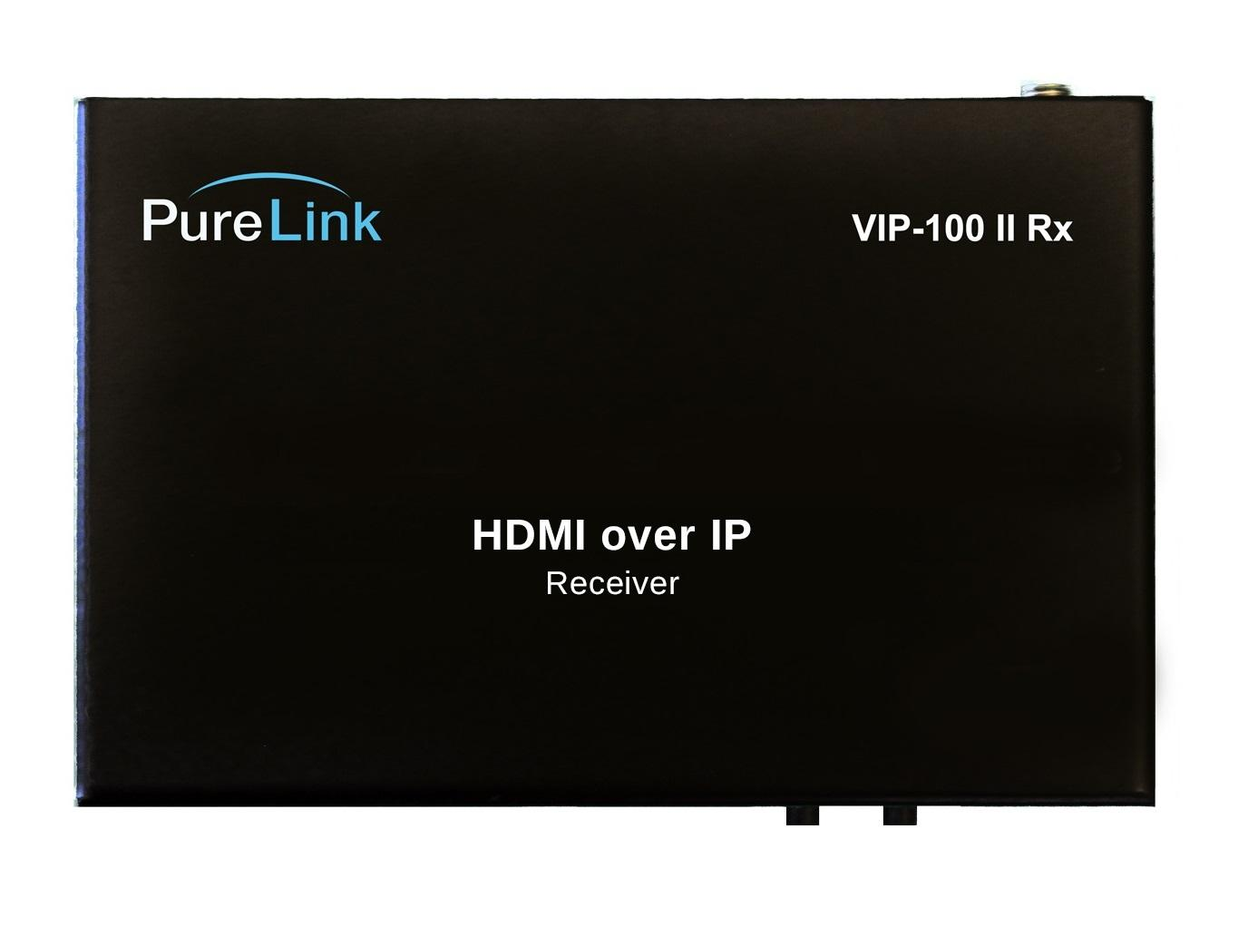 PureLink VIP-100H II Rx HDMI over IP Extension Extender (Receiver)/Full HD