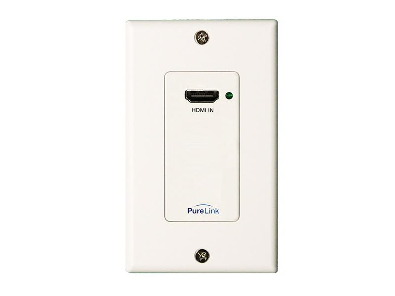 PureLink VIP-101 Tx HDMI over IP Wall Plate Transmitter (Encoder) with PoE
