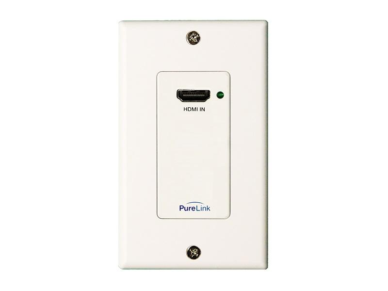 PureLink VIP-101H II TX HDMI over IP Wall Plate Extender (Transmitter) with PoE
