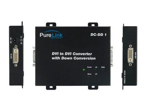 PureLink DC-DD1 DVI To DVI Converter w/ Down Conversion DC-DD1