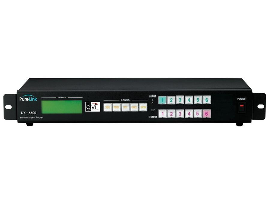 PureLink DX-6600 Pro 6x6 DVI Matrix Router DX-6600 Pro