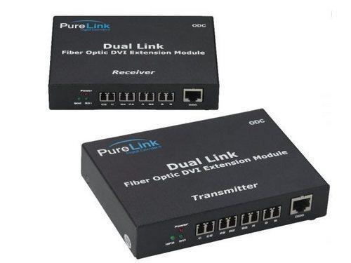 PureLink ODC - DVI Dual Link Fiber Optic DVI Extension Cable System ODC - DVI Module Kit(w/o cable)