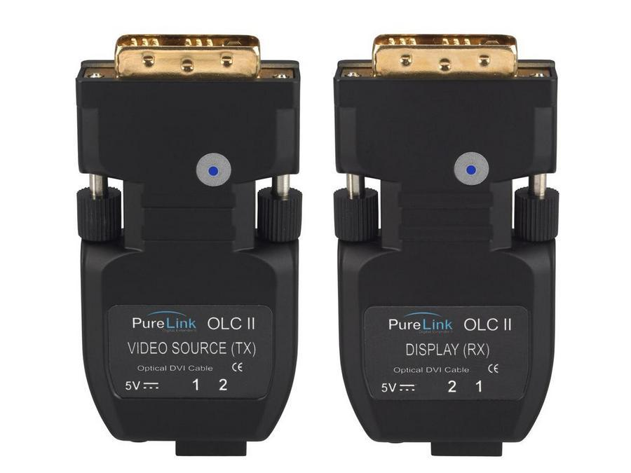 PureLink OLC II-070 Fiber Optic DVI Extension Cable System OLC II-070 (231ft)