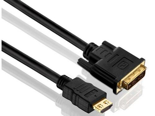 PureLink PI3000-005 HDMI to DVI Cable with TotalWire Technology - 0.5m