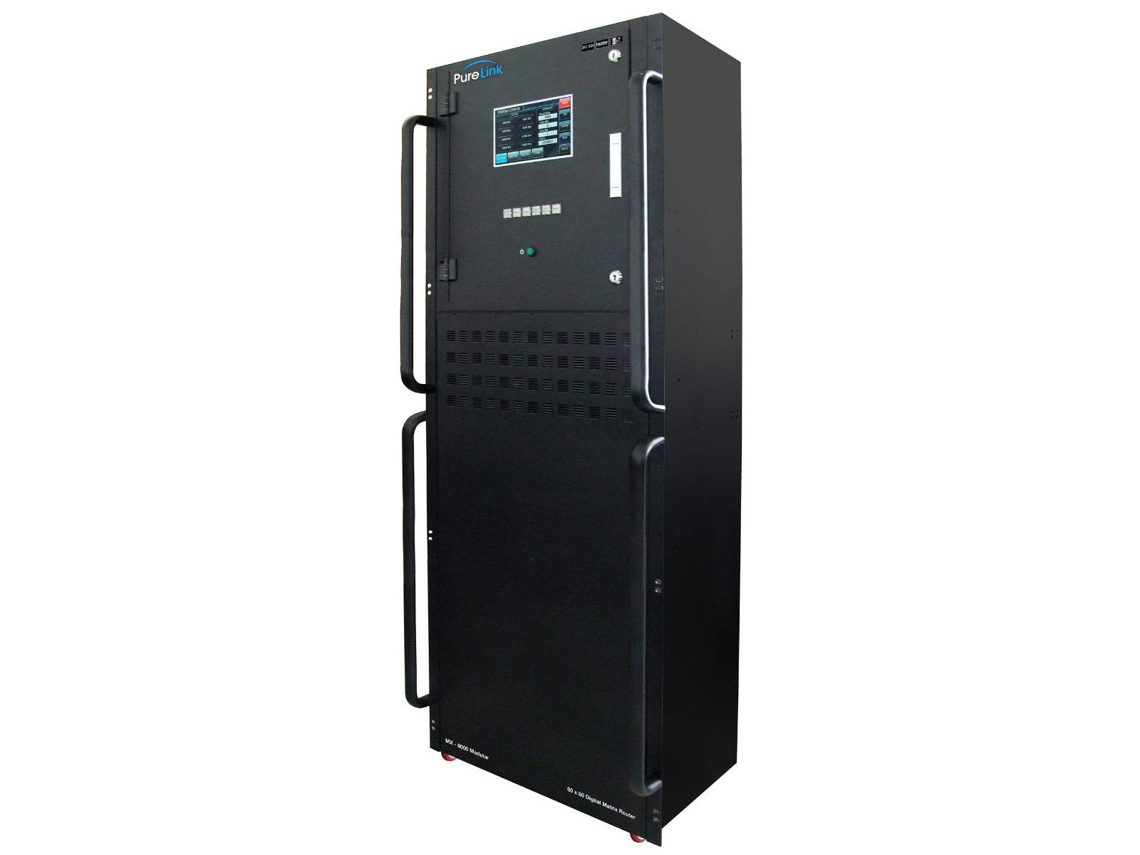 PureLink mx-8000 80x80 Modular Type Digital Matrix Router mx-8000