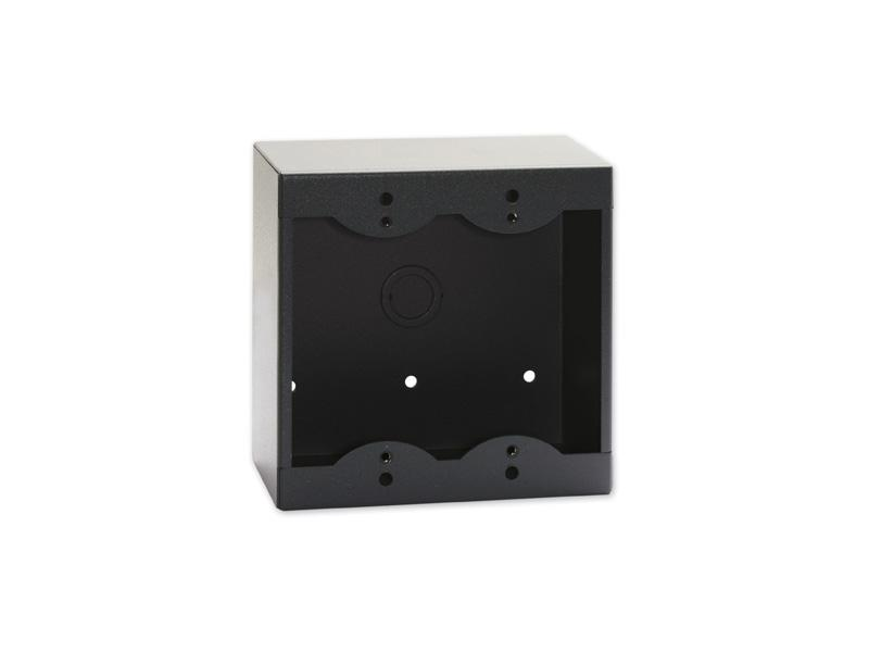 RDL SMB-2B Double Surface Mount Box for Decora Remote Controls and Panels/Black