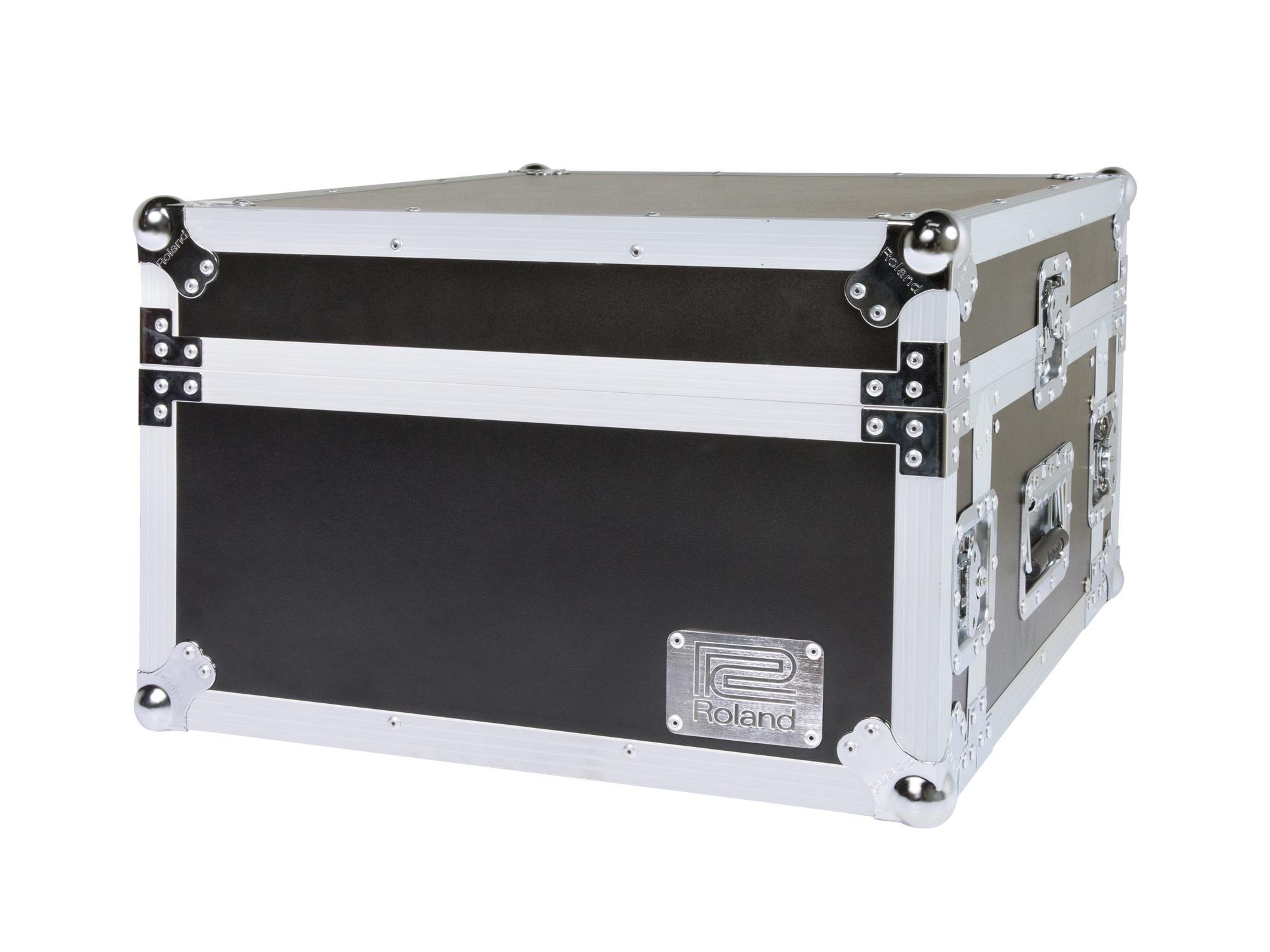 Roland RRC-V1200 V-1200HD Mixer Combo Case (Black Series)