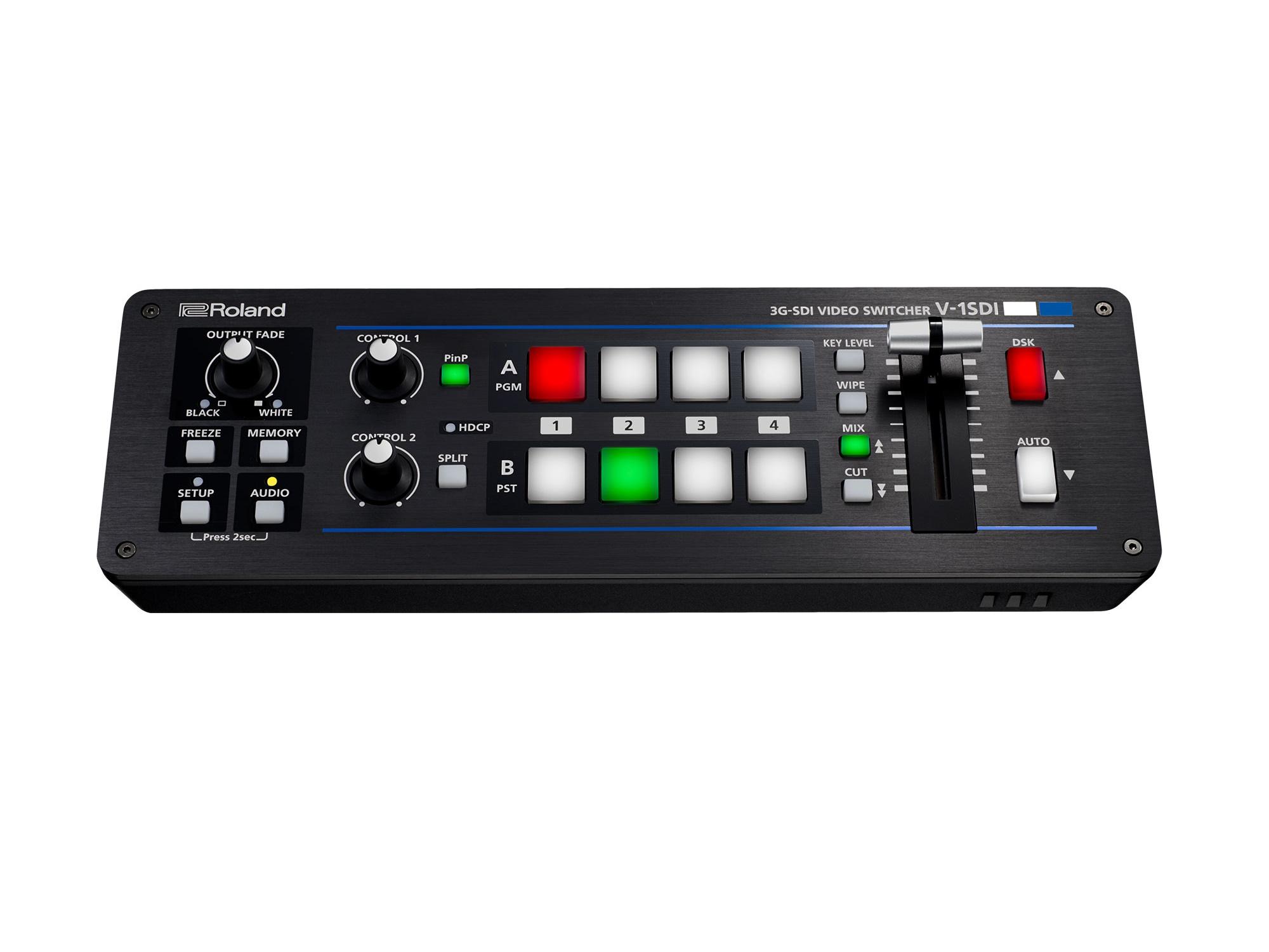 Roland V-1SDI 4-Channel SDI/HDMI 3G-SDI Video Switcher