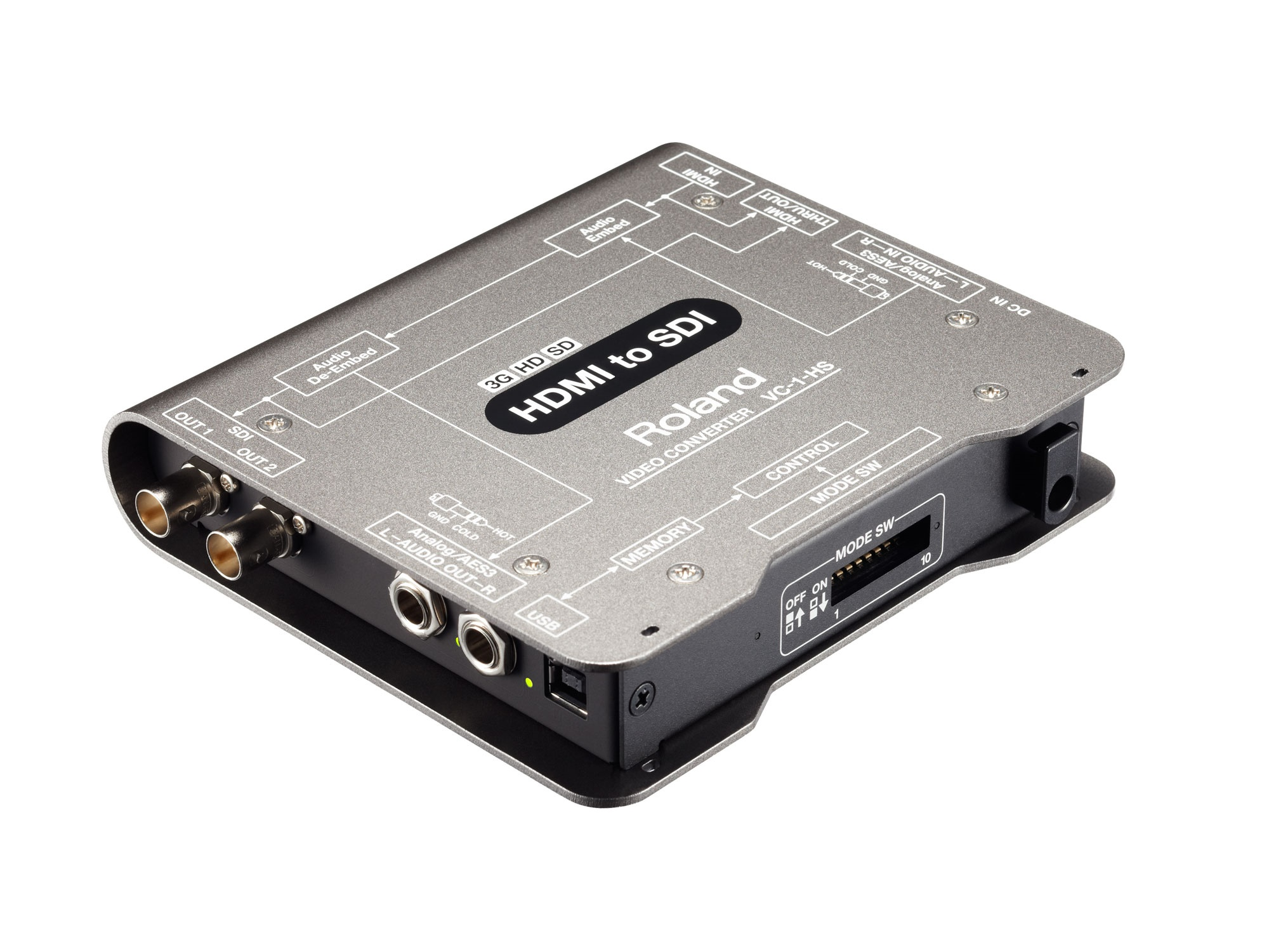 Roland VC-1-HS HDMI to SDI Video Converter