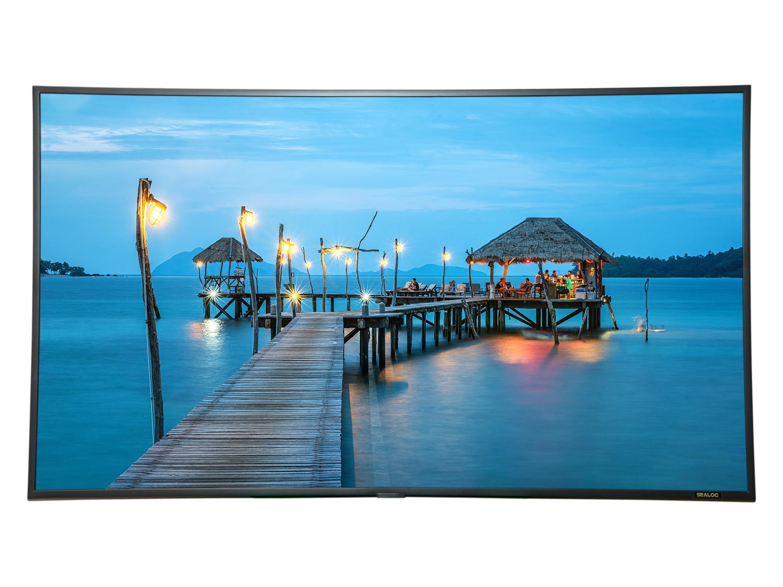 SEALOC 65LG 65 inch LANAI GOLD Premium Weather Resistant 4K UHD Smart TV
