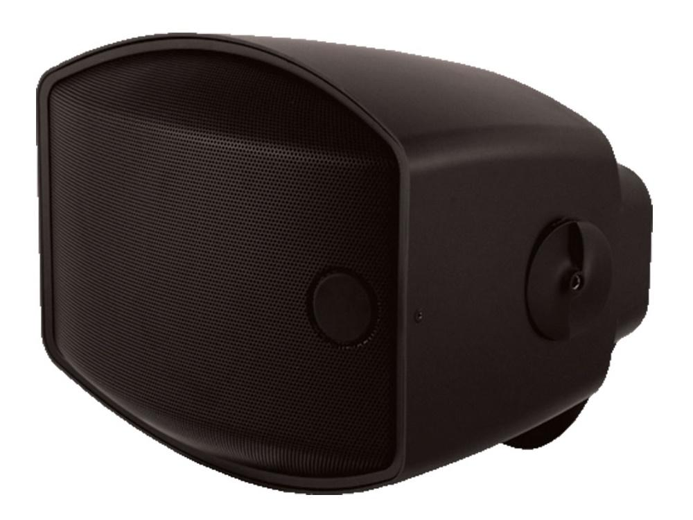 Soundtube IPD-SM500i-II-BK 5.25 inch Coaxial Surface Mount Speaker/Black