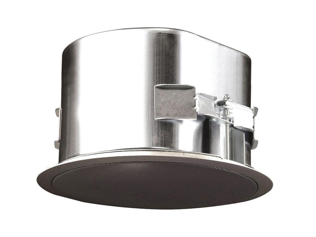 Soundtube CM82-EZ-FS-BK 8in COAXIAL IN-CEILING FIRE SIGNALLING SPEAKER/Black