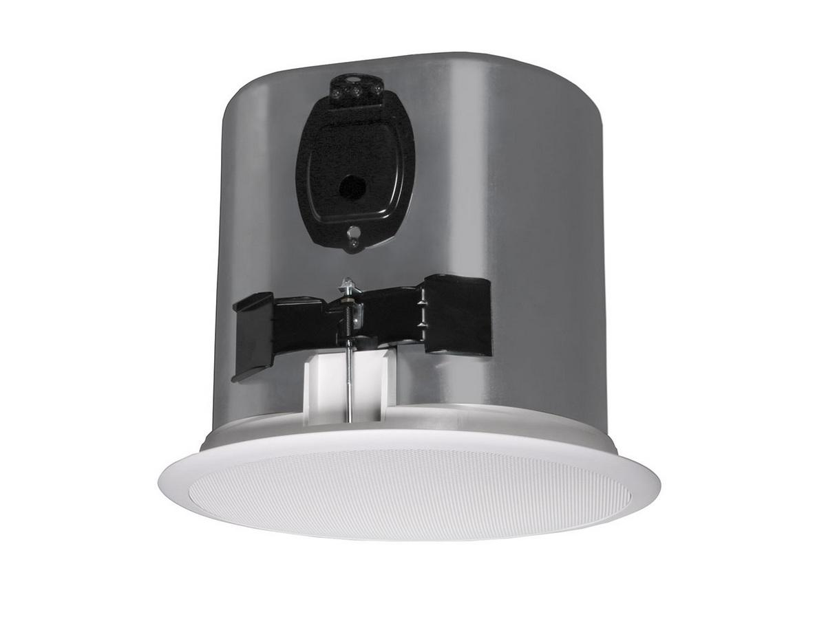 Soundtube CM890d-BK 8in HIGH-POWER COAXIAL IN-CEILING DEEP CAN SPEAKER/Black