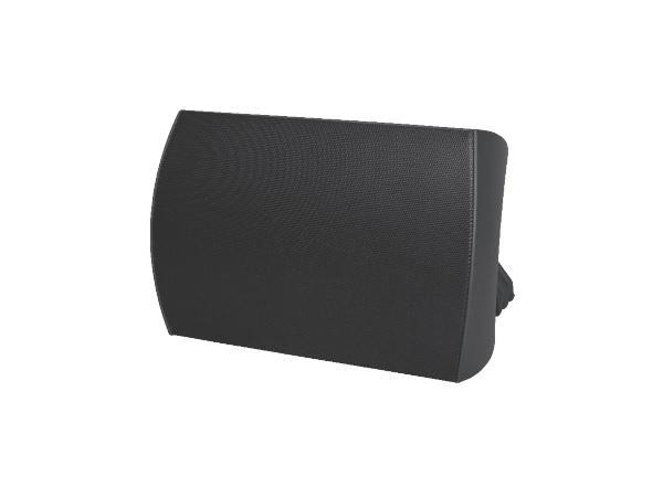 Soundtube IPD-SM82-EZ-II-BK Dante enabled 8 inch Two-way Surface mount speaker (Black)