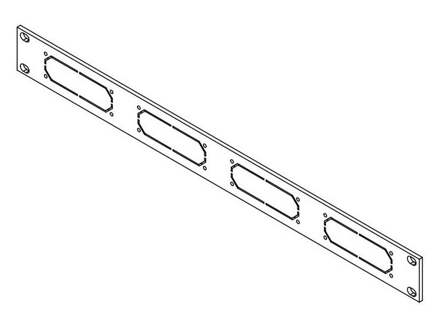 Soundtube AC-SA202-RMA Rack-mount adapter for SA202