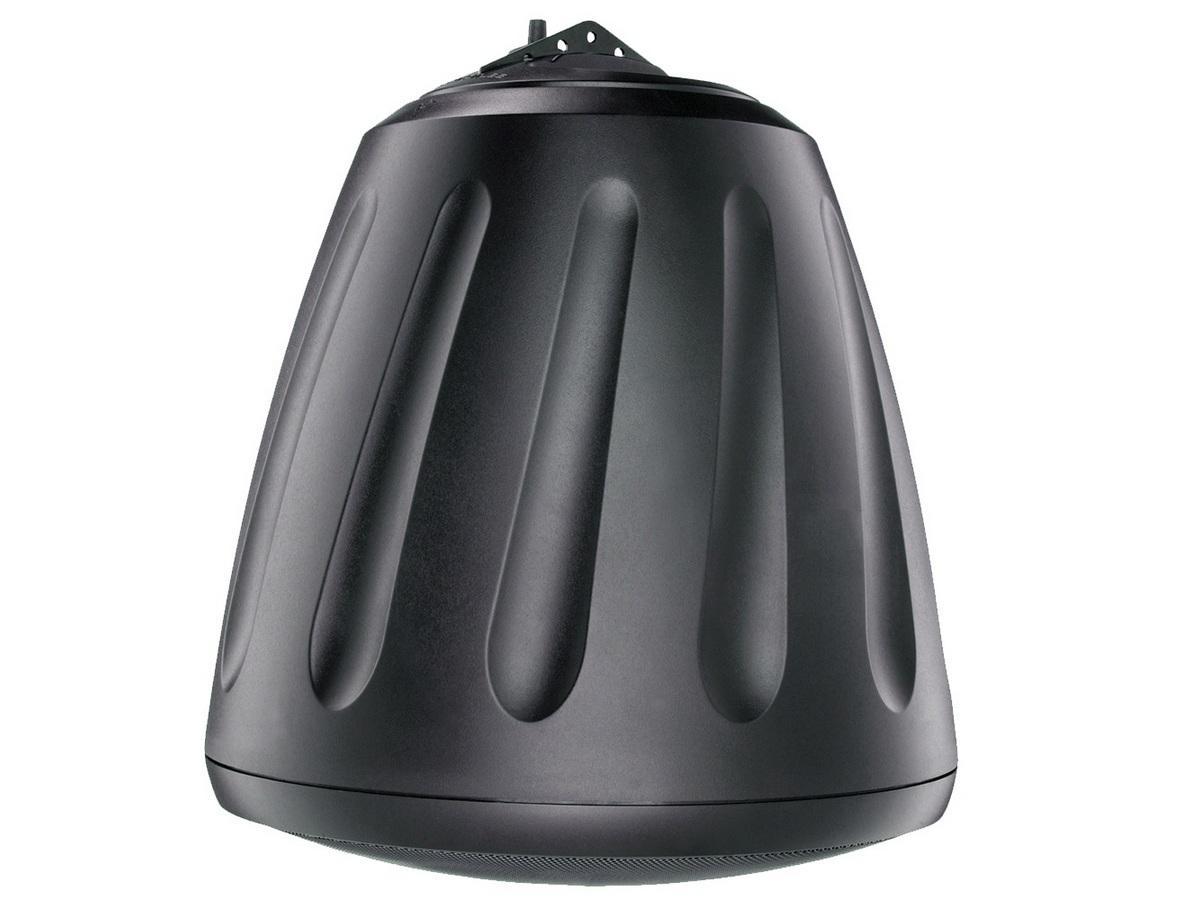 Soundtube RS800i-BK 8in Coaxial Open-Ceiling Speaker/8 Ohm/80 Hz-22 kHz/Black