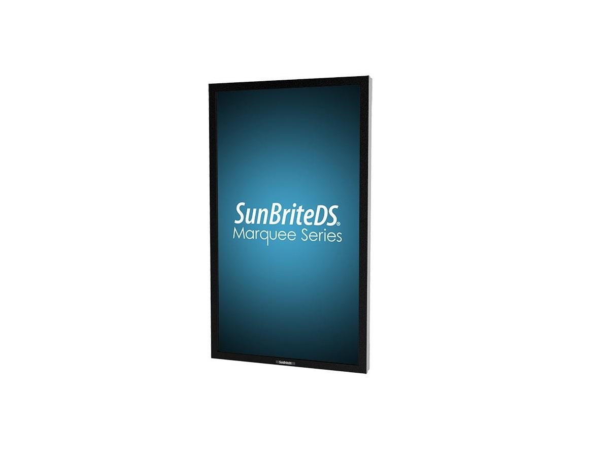 SunBriteTV DS-5525P-BL New 55 inch Marquee Series Outdoor Digital Signage