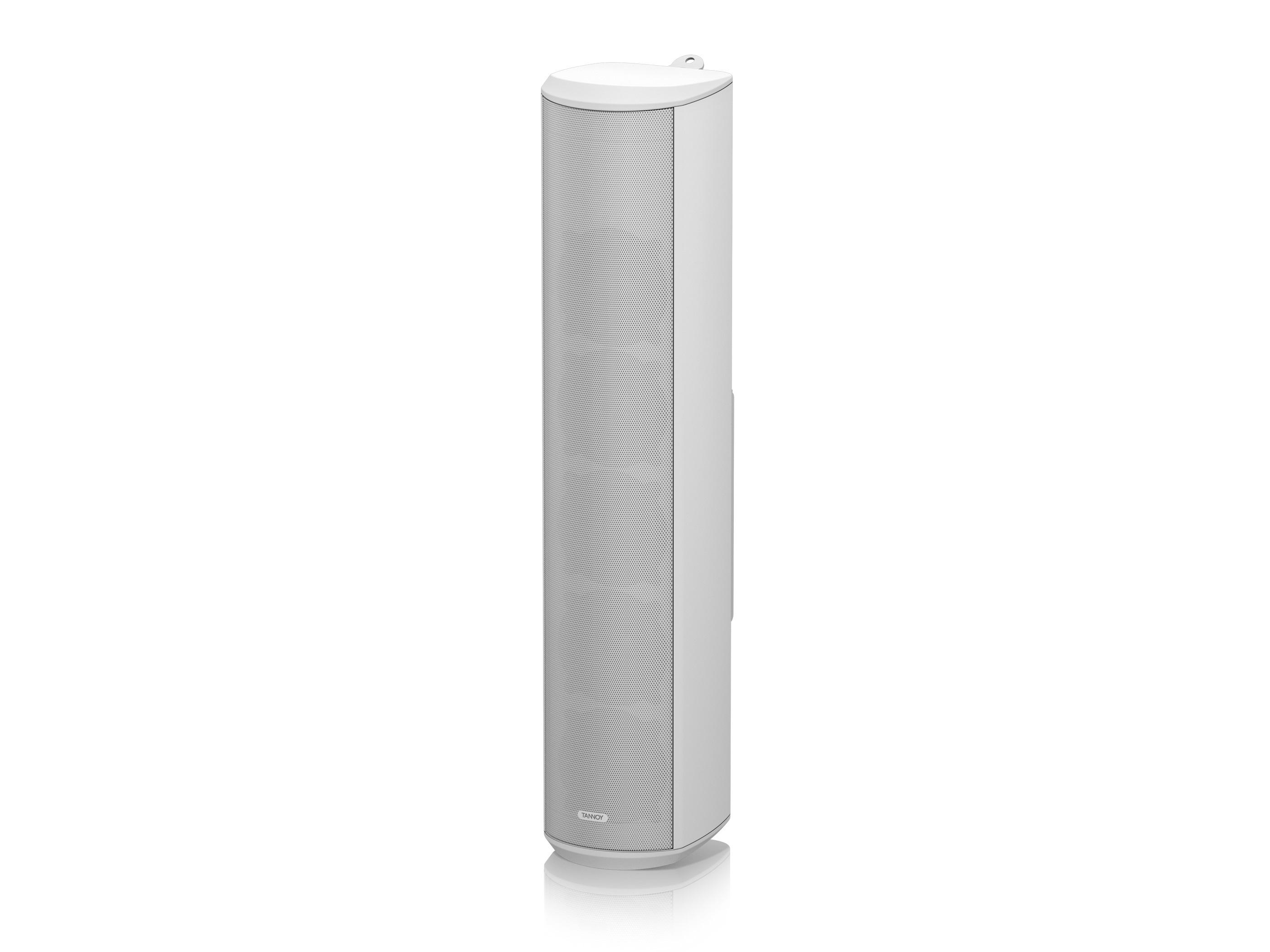 Tannoy VLS 5-WH Passive Column Array Loudspeaker with 5 Mid Range Drivers for Speech Only Installation Applications (White)