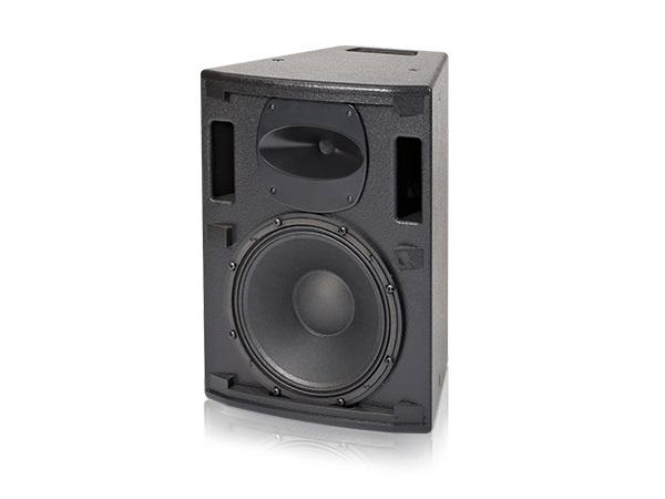 Turbosound TCX-12 2 Way 12 inch Loudspeaker for Portable PA and Installation Applications/Black