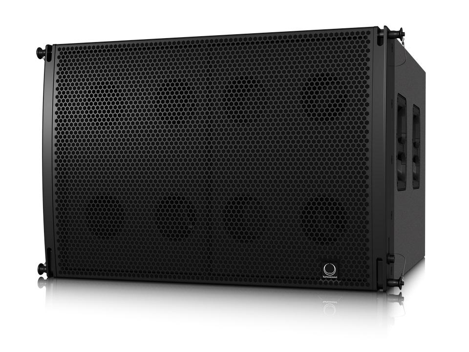 Turbosound TLX215L Compact Dual 15 inch Subwoofer for Portable and Fixed Installation Applications