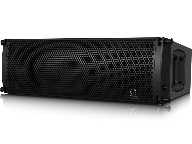 Turbosound TLX84 Dual 2 Way 8 inch Line Array Element for Portable and Fixed Installation Applications