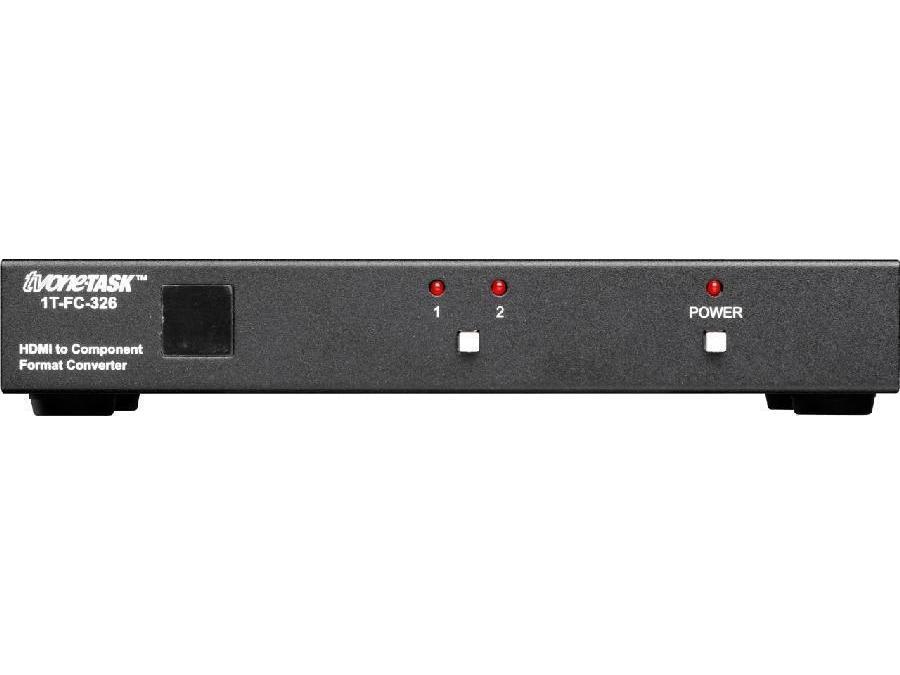 TV One 1T-FC-326 HDMI to Component Video Format Converter