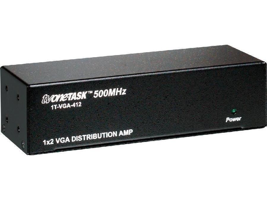 TV One 1T-VGA-412 1x2 RGB/YPbPr VGA Distribution Amplifier