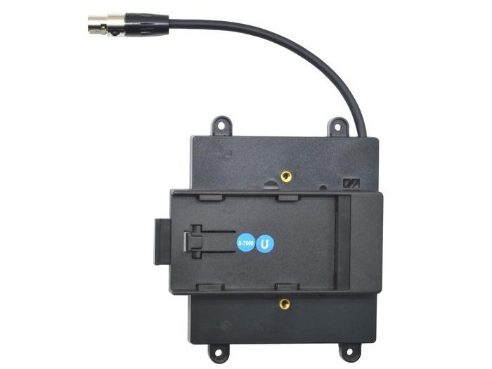 TVlogic BB-F7H-U Battery Bracket For F-7H (Sony BP-U30/U60)
